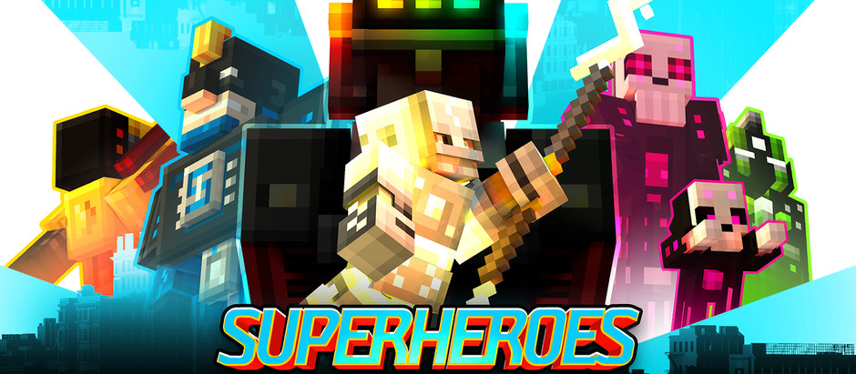 Superheroes: Out Now!