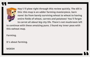 Farming  It's about farming