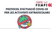Protocol Covid - Extraescolars
