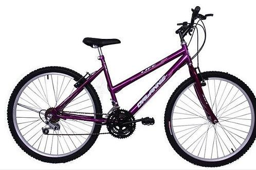 Bicicleta DALANNIO Life 26 Feminina com marchas