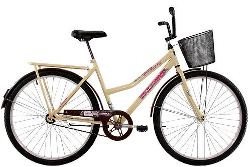 Bicicleta DALANNIO Classic 26 Feminina freio Contra pedal