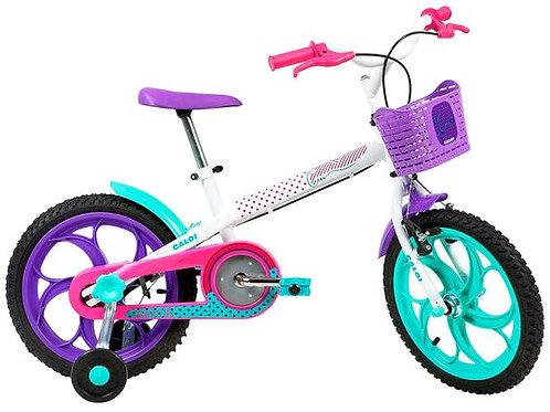 Bicicleta CALOI infantil Ceci 16