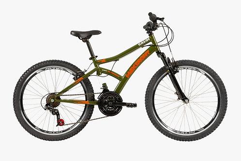 Bicicleta CALOI Max Front 24 Masculina