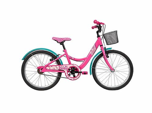 Bicicleta CALOI infantil Barbie 20