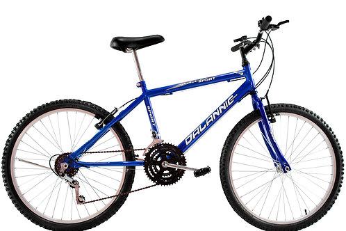 Bicicleta DALANNIO Sport 24 Masculina com marchas
