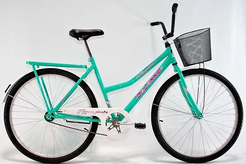 Bicicleta DALANNIO Classic 26 Feminina freio de pé