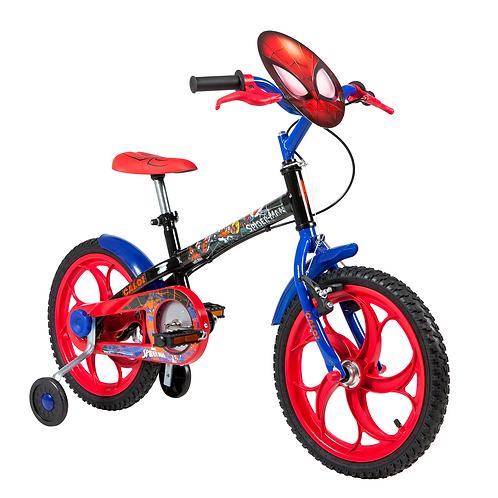 Bicicleta CALOI Spider Man 16