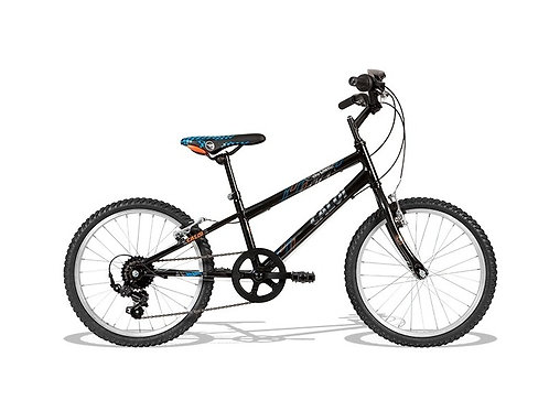 Bicicleta CALOI Hot Wheels 20