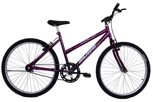 Bicicleta DALANNIO Life 26 Feminina sem marchas