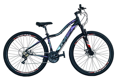 Bicicleta EVER Feminina