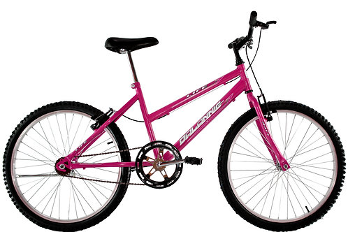 Bicicleta DALANNIO Life 24 Feminina sem marchas