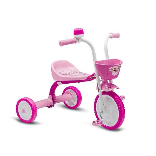 Triciclo NATHOR Infantil You 3 Girl