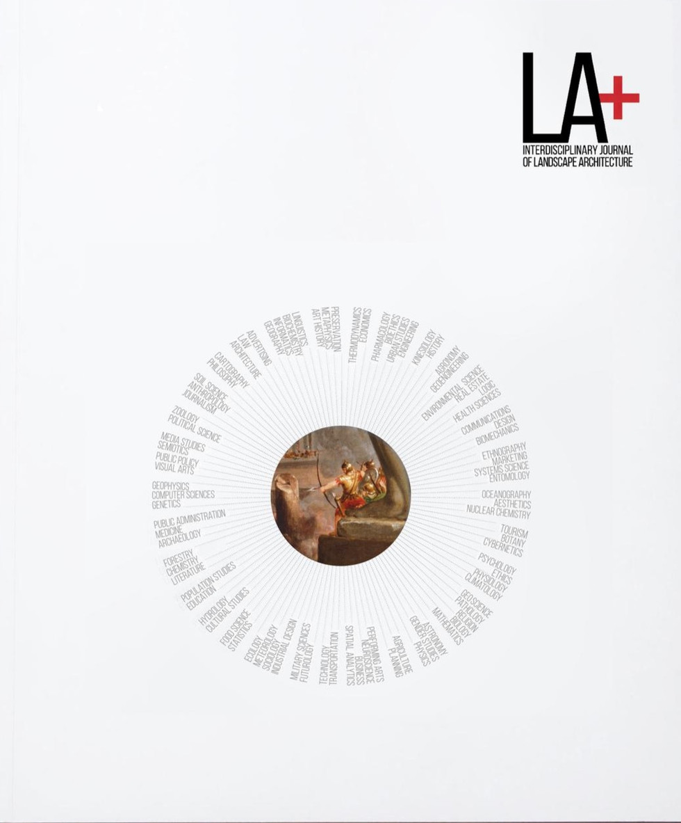 LA+ Journal of Landscape Architecture