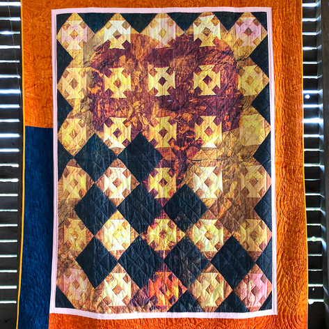Monkey Wrench Quilt