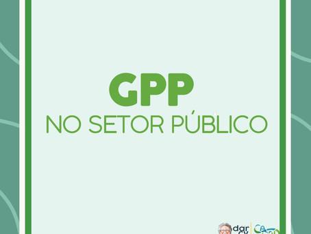 GPP no Setor Público ! Semana do Aniversário de GPP, 11 anos.