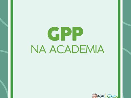 GPP na Academia ! Semana do Aniversário de GPP, 11 anos.