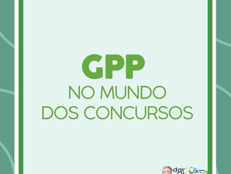 GPP no Mundo dos Concursos ! Semana do Aniversário de GPP, 11 anos.