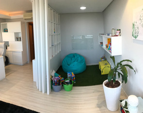 Sala Atendimento Infantil