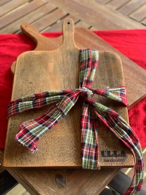 10x16 Hardwood Charcuterie/Cutting Board