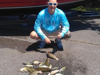 The Big Kahuna's Fishing Report