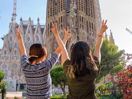 Barcelona mùa Covid