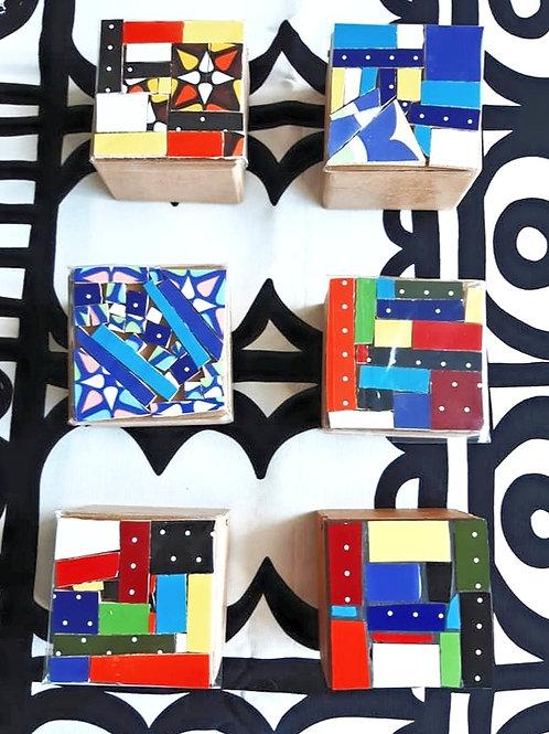 kit Oficina de Mosaico