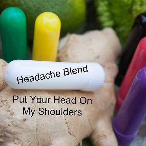Headache Blend (Put Your Head On My Shoulders) Inhaler