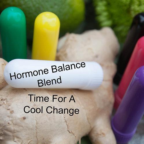 Hormone Balance Blend (Time For A Cool Change) Inhaler