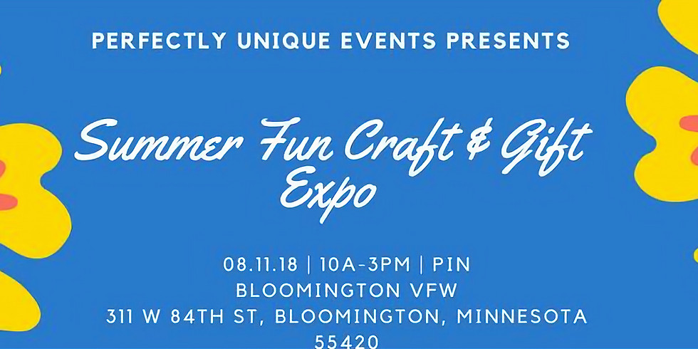 Summer Fun Craft & Gift Expo