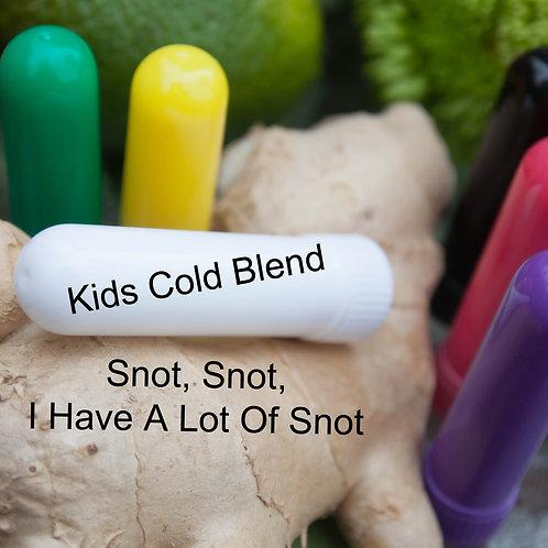 Snot, Snot, I Got A Lot of Snot Blend Inhaler (Kids Cold)
