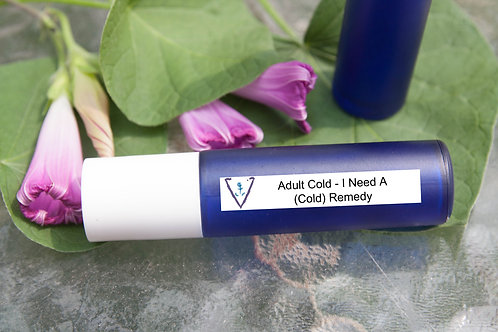 I Need A (Cold) Remedy - Adult Roll-on