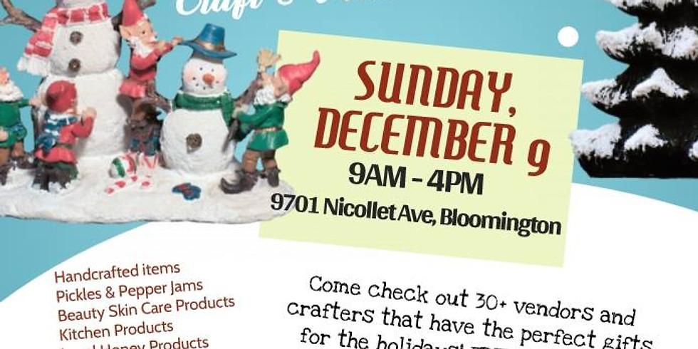Winter Wonderland Craft & Vendor Fair