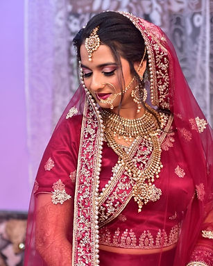 professional bridal makeup artist in goa