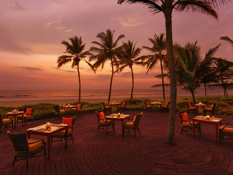 LOW-CONTACT DINING OPTIONS AT DESTINATION WEDDINGS IN GOA