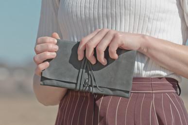 The Women's Wallet Black