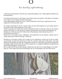 Nord by Nord - Press Release, Page One