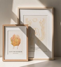 Lot Winther - Art Poster