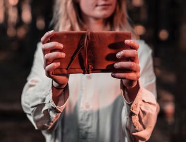 The Women's Wallet Cognac