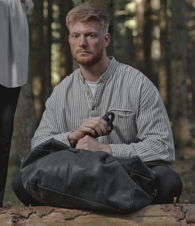 The Travel Bag Black