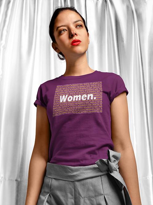 Women Tee's