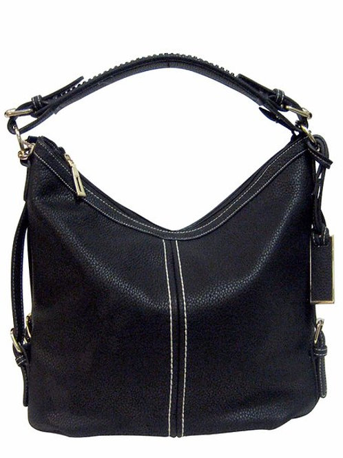BOHO LEATHER CONCEALMENT TOTE