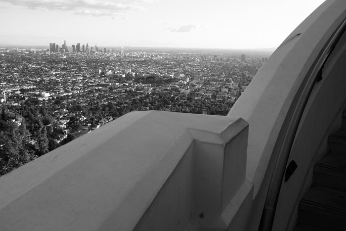 Awesome Adventure:  The Griffith Observatory