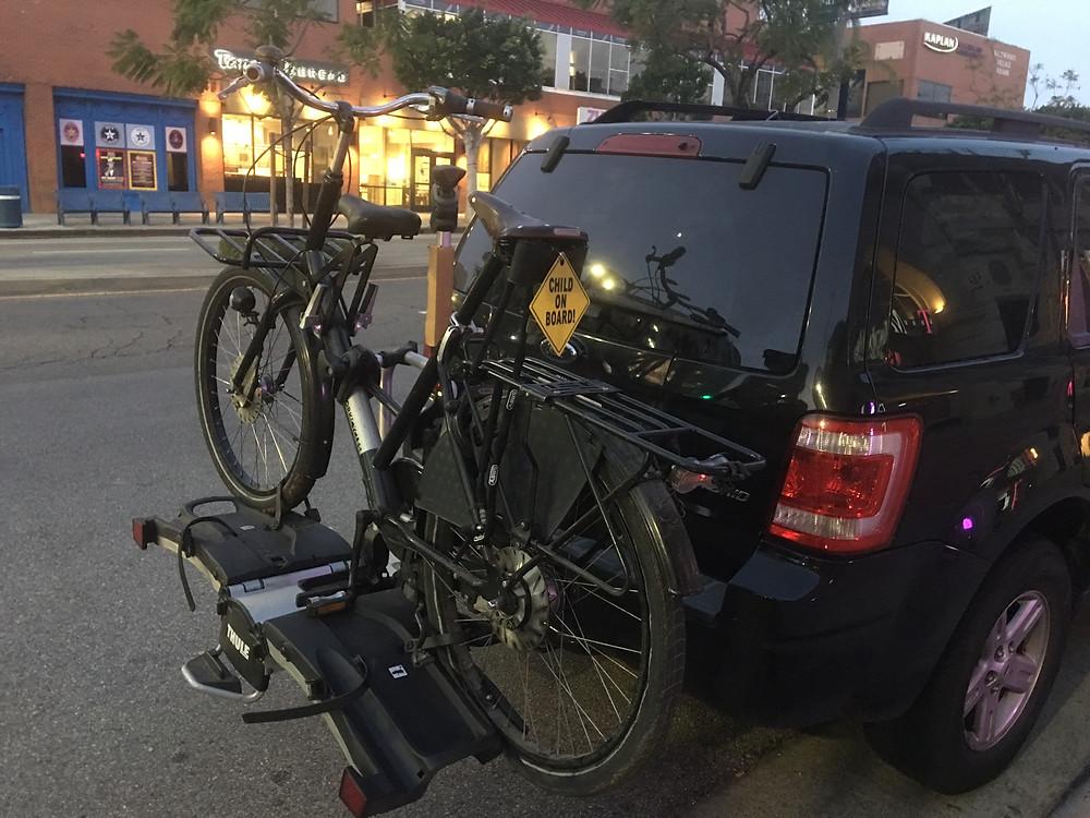 Thule easyfold Workcycles FR8