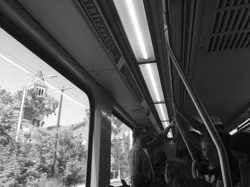 Los Angeles Expo Line USC