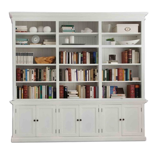 Hamptons Large Library Unit