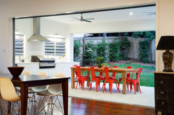 Bulimba - Outdoor Kitchen/Living