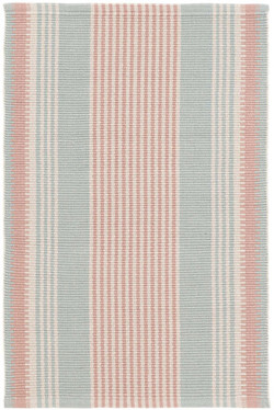 Island Stripe Cotton Rug