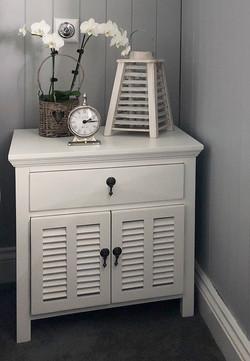 Plantation Bedside Cabinet