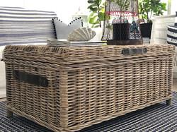 Bordeaux Trunk Coffee Table