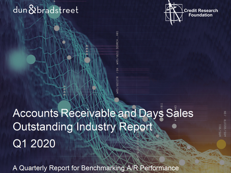 AR & DSO Industry Report Q1 2020